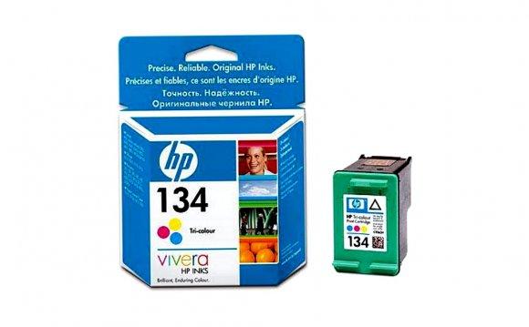 Заправка цветного картриджа HP