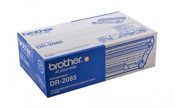 заправка картриджа DR-2085