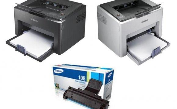 Ремонт принтеров Samsung и